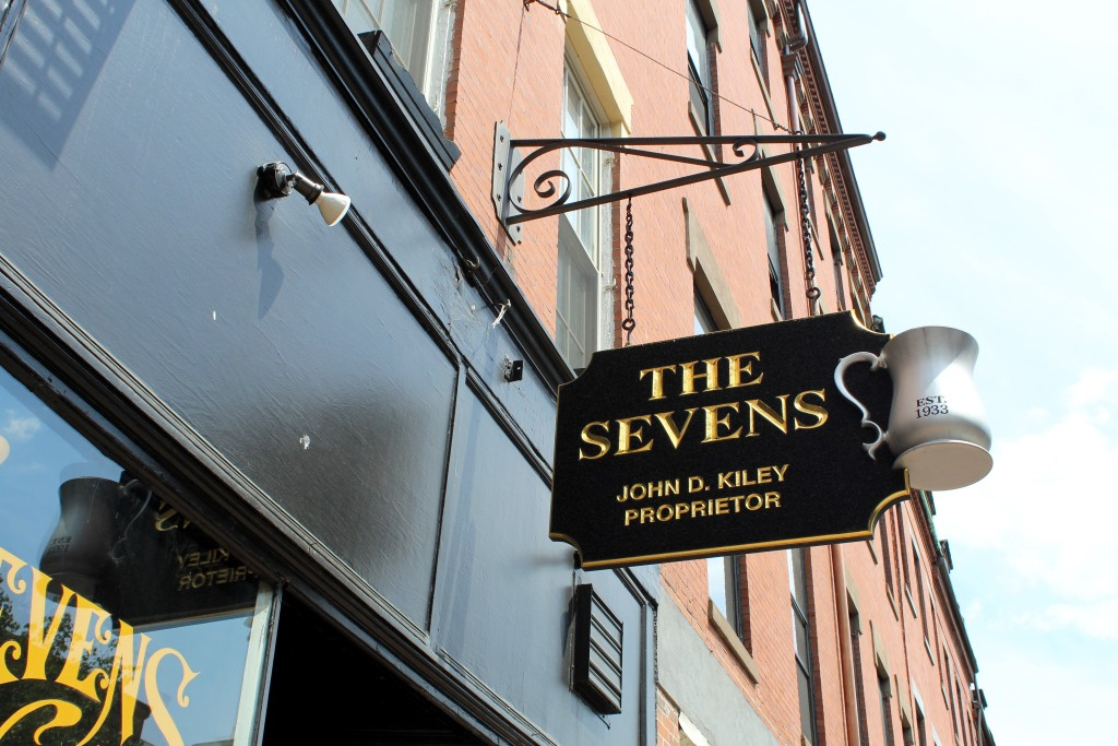 The Sevens - The New England Life