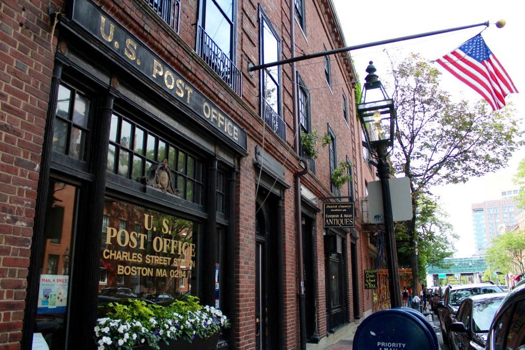Beacon Hill Post Office - The New England Life