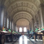 (Not So) Hidden Gem: Boston Public Library