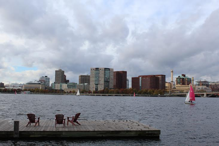 charles river dock