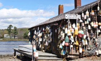 Big Dog's Top 5 – Kennebunkport, Maine
